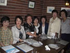 ながさき女性医師の会総会①H24-6-22